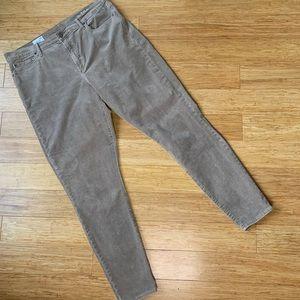 GAP skinny corduroy pants